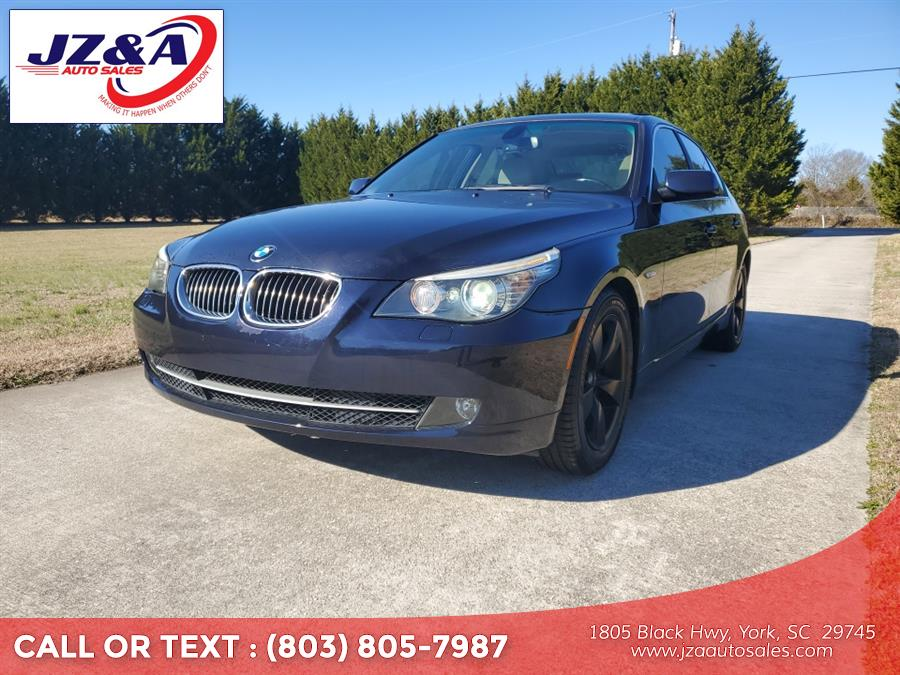 2008 BMW 5-Series 528i photo