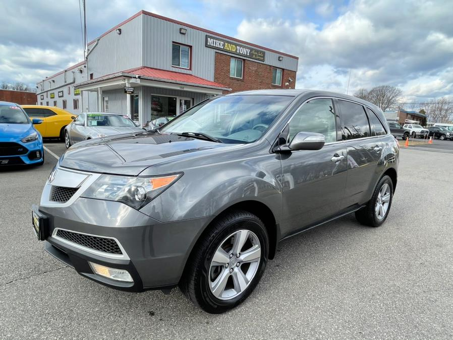 Used 2012 Acura MDX in South Windsor, Connecticut | Mike And Tony Auto Sales, Inc. South Windsor, Connecticut