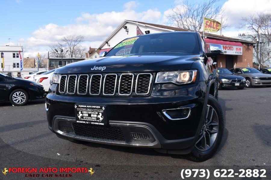 Used 2018 Jeep Grand Cherokee in Irvington, New Jersey | Foreign Auto Imports. Irvington, New Jersey