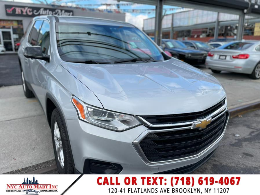 Used 2018 Chevrolet Traverse in Brooklyn, New York | NYC Automart Inc. Brooklyn, New York