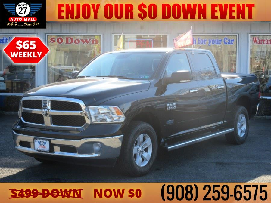Used 2018 Ram 1500 in Linden, New Jersey | Route 27 Auto Mall. Linden, New Jersey