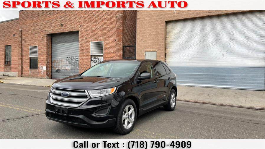 Used 2016 Ford Edge in Brooklyn, New York | Sports & Imports Auto Inc. Brooklyn, New York