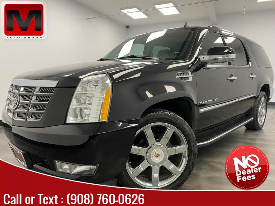 Used 2013 Cadillac Escalade ESV in Elizabeth, New Jersey | M Auto Group. Elizabeth, New Jersey