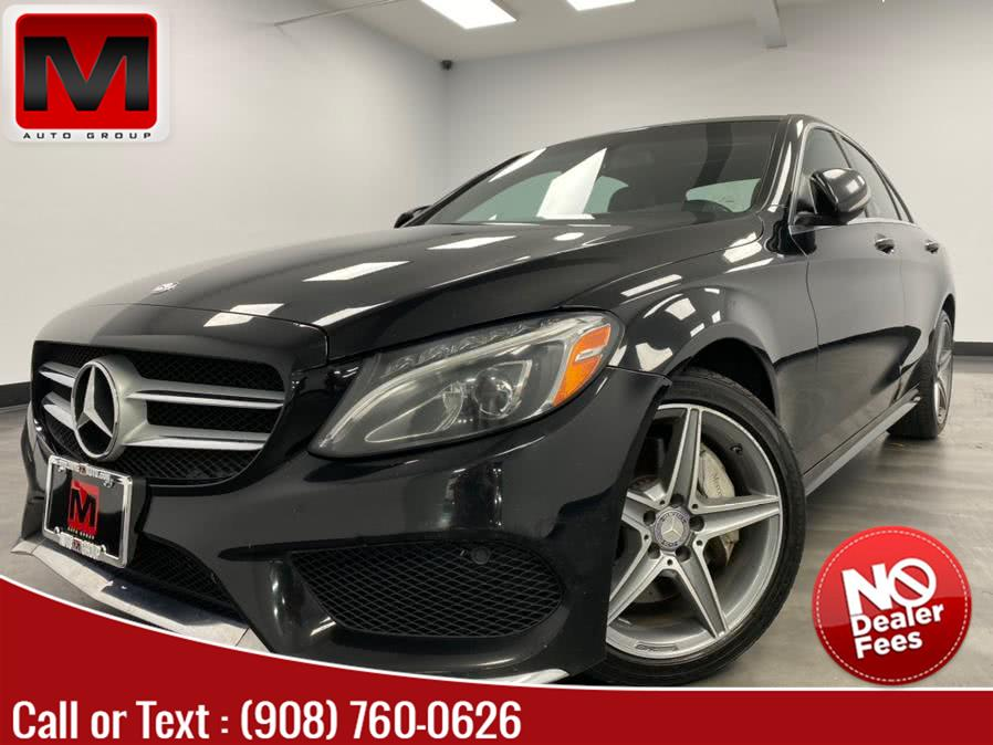 Used 2015 Mercedes-Benz C-Class in Elizabeth, New Jersey | M Auto Group. Elizabeth, New Jersey