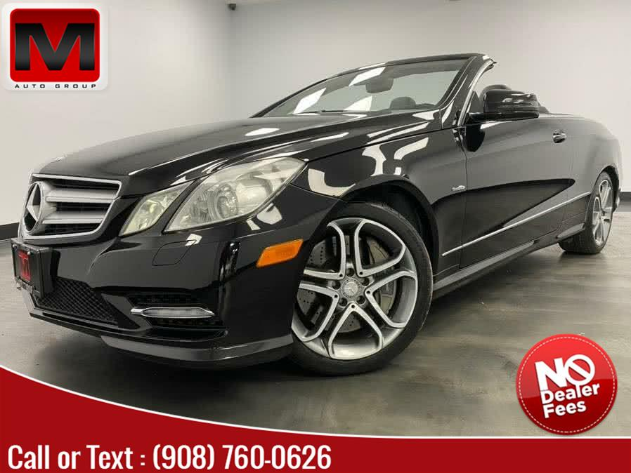 Used 2012 Mercedes-Benz E-Class in Elizabeth, New Jersey | M Auto Group. Elizabeth, New Jersey