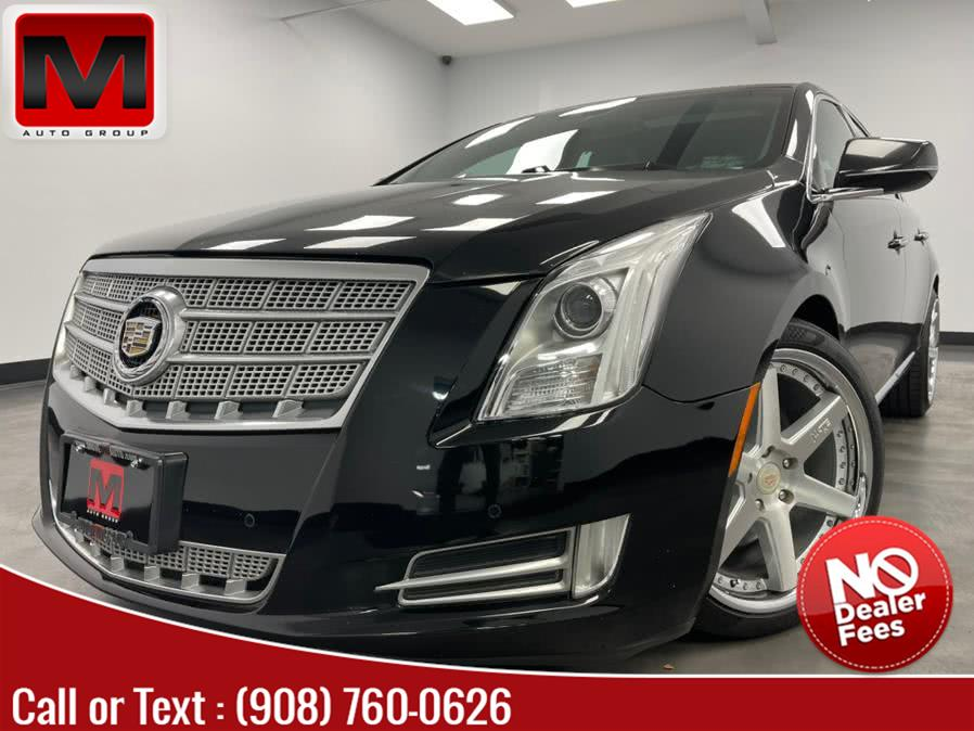 Used Cadillac XTS 4dr Sdn Platinum AWD 2013 | M Auto Group. Elizabeth, New Jersey