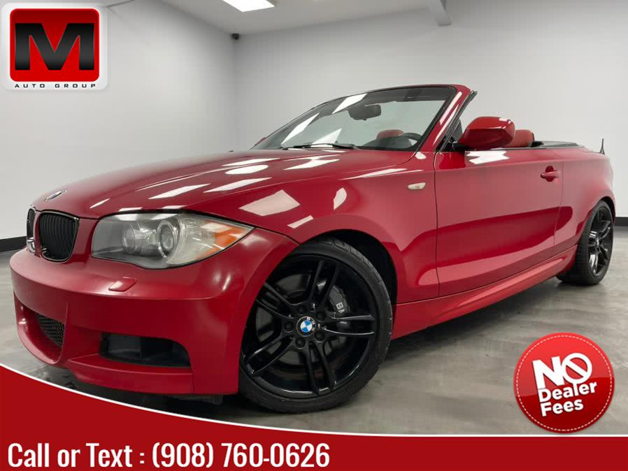 Used BMW 1 Series 2dr Conv 135i Manual 2010 | M Auto Group. Elizabeth, New Jersey