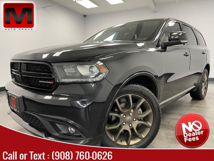 Used 2016 Dodge Durango in Elizabeth, New Jersey | M Auto Group. Elizabeth, New Jersey