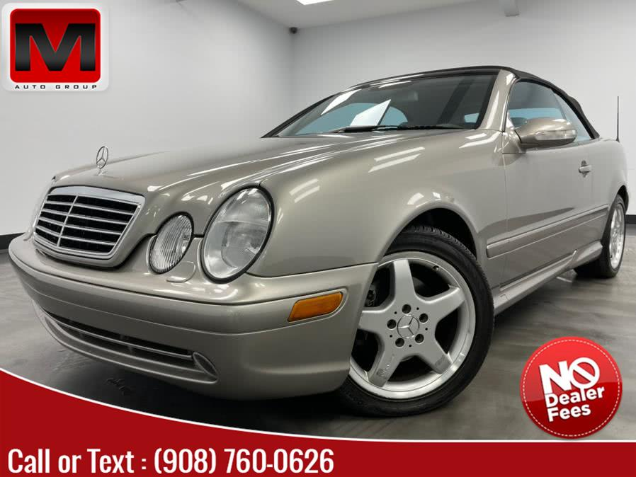 Used Mercedes-Benz CLK-Class 2dr Cabriolet 4.3L 2003 | M Auto Group. Elizabeth, New Jersey