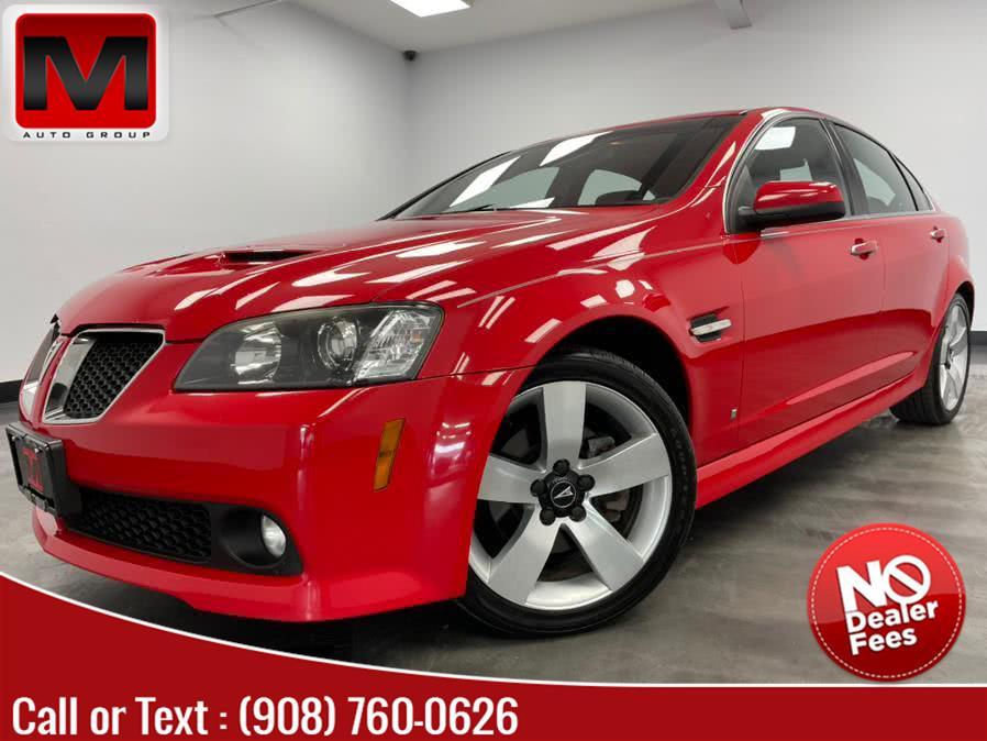 Used 2009 Pontiac G8 in Elizabeth, New Jersey | M Auto Group. Elizabeth, New Jersey