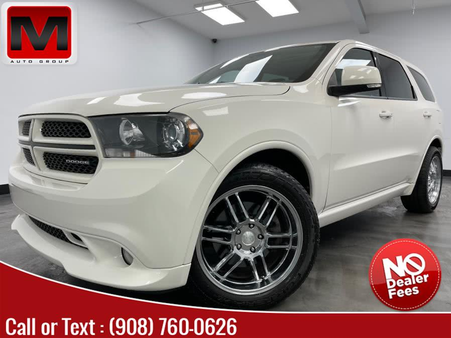 Used Dodge Durango AWD 4dr R/T 2012 | M Auto Group. Elizabeth, New Jersey