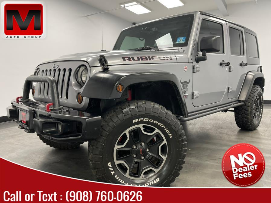 Used 2013 Jeep Wrangler Unlimited in Elizabeth, New Jersey | M Auto Group. Elizabeth, New Jersey