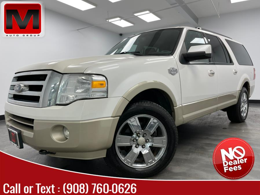 Used Ford Expedition EL 4WD 4dr King Ranch 2010 | M Auto Group. Elizabeth, New Jersey