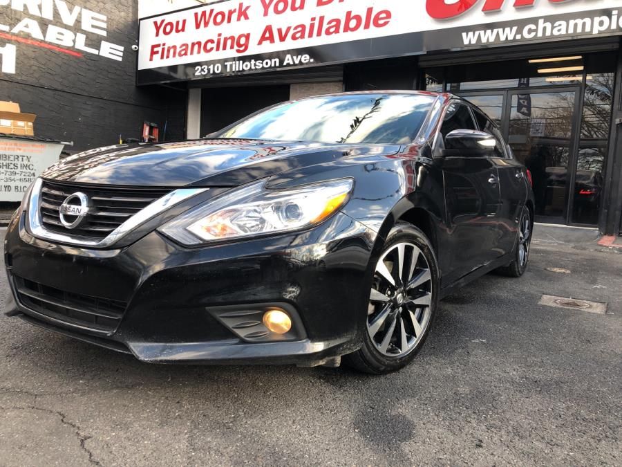 Used 2018 Nissan Altima in Bronx, New York | Champion Auto Sales Of The Bronx. Bronx, New York