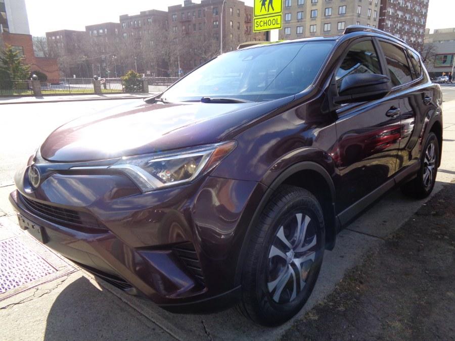 Used Toyota RAV4 LE AWD 2018   Top Speed Motors LLC. Jamaica, New York