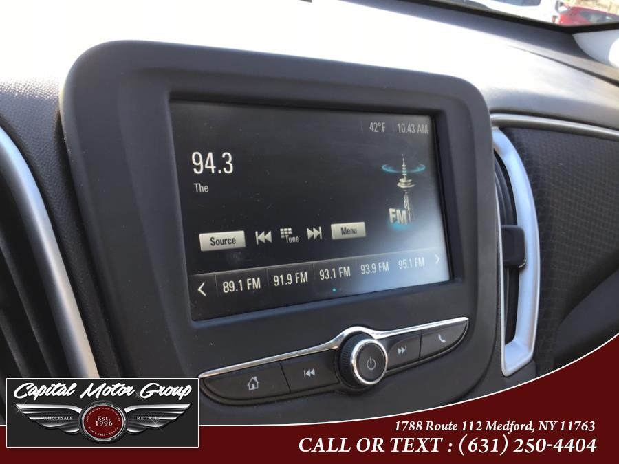 Used Chevrolet Malibu 4dr Sdn LS w/1LS 2017 | Capital Motor Group Inc. Medford, New York