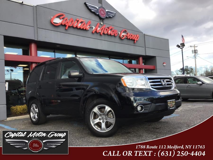 Used Honda Pilot 4WD 4dr EX-L 2013 | Capital Motor Group Inc. Medford, New York