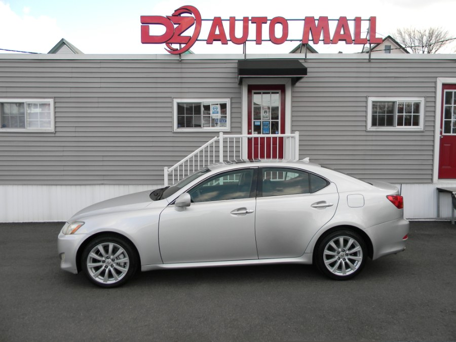Used 2008 Lexus IS 250 in Paterson, New Jersey   DZ Automall. Paterson, New Jersey
