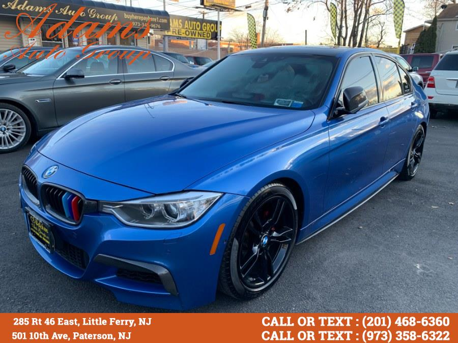 Used 2013 BMW 3 Series in Paterson, New Jersey | Adams Auto Group. Paterson, New Jersey