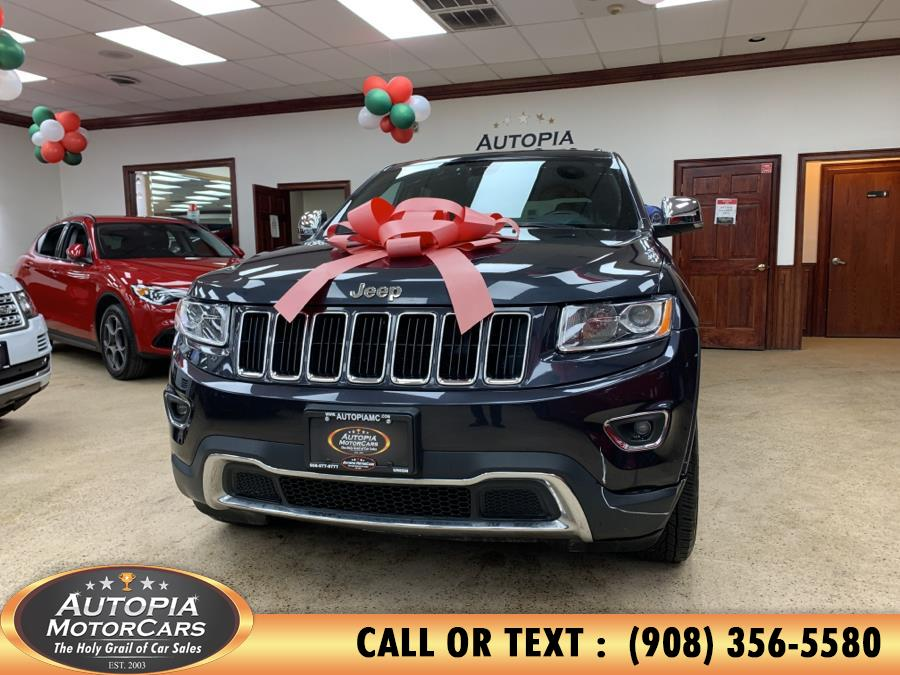Used 2016 Jeep Grand Cherokee in Union, New Jersey | Autopia Motorcars Inc. Union, New Jersey