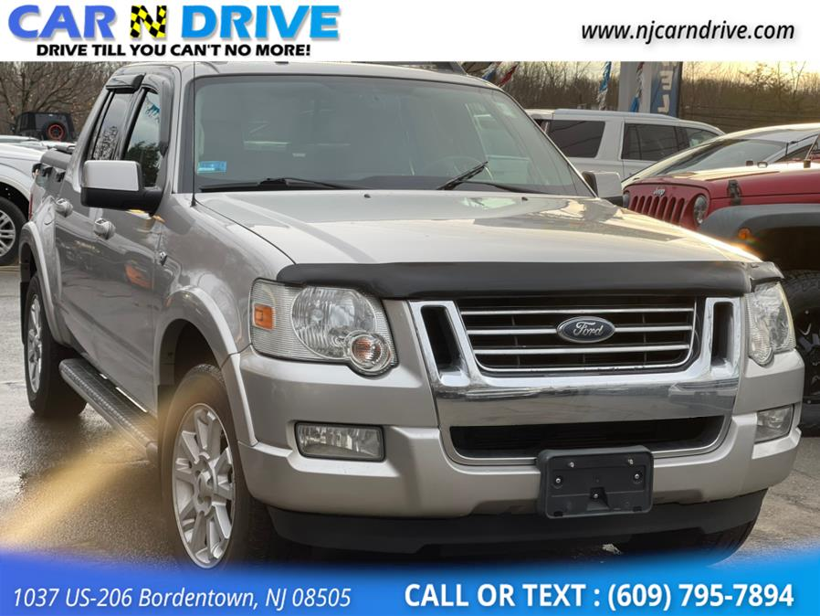 Used Ford Explorer Sport Trac Limited 4.6L 4WD 2008 | Car N Drive. Bordentown, New Jersey