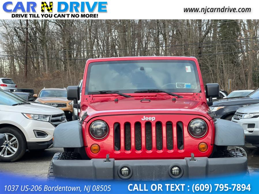 Used Jeep Wrangler Unlimited Sport 4WD 2011 | Car N Drive. Bordentown, New Jersey