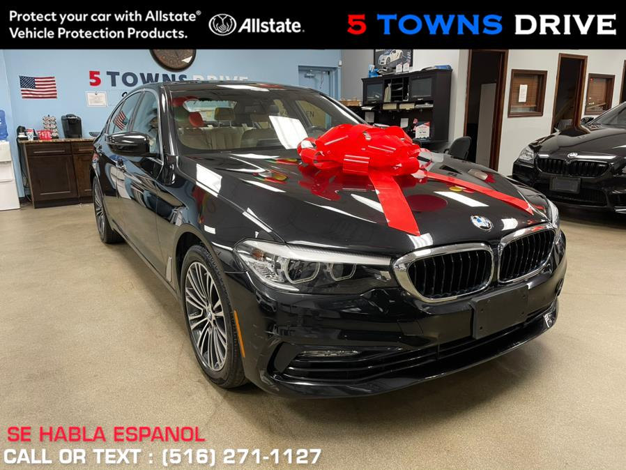 Used BMW 5 Series 530i xDrive Sedan 2017 | 5 Towns Drive. Inwood, New York