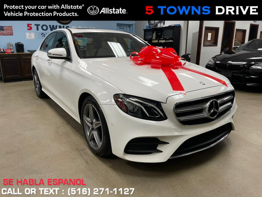 Used Mercedes-Benz E-Class AMG PKG E 300 Sport 4MATIC Sedan 2017 | 5 Towns Drive. Inwood, New York