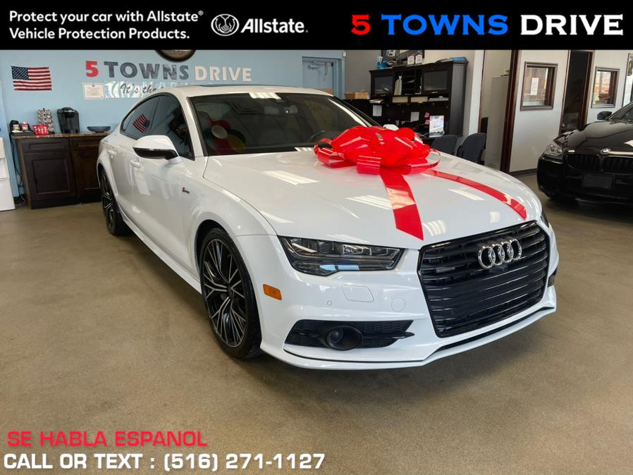 Used Audi A7 3.0 TFSI Prestige Supercharged 2017 | 5 Towns Drive. Inwood, New York