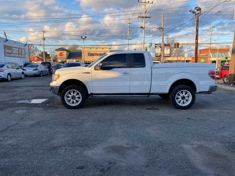 "Used Ford F-150 4WD SuperCab 145"" Lariat 2010 