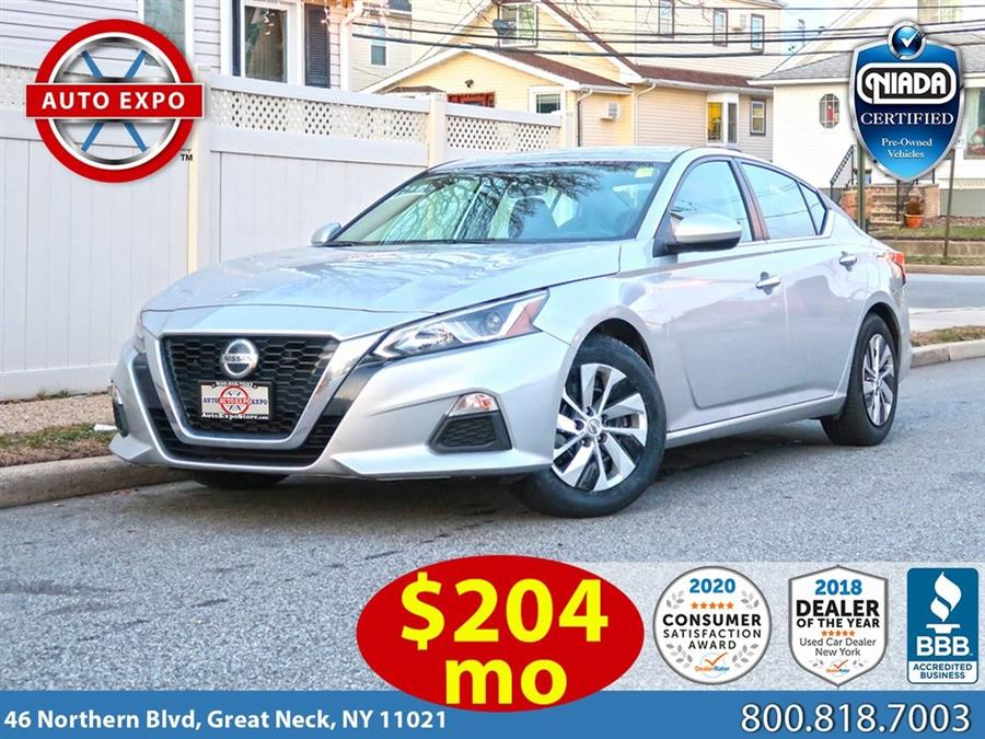 Used Nissan Altima 2.5 S 2019 | Auto Expo Ent Inc.. Great Neck, New York