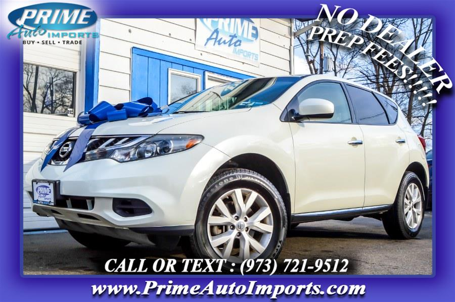 Used 2011 Nissan Murano in Bloomingdale, New Jersey | Prime Auto Imports. Bloomingdale, New Jersey