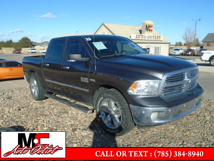 Used 2015 Ram 1500 in Colby, Kansas | M C Auto Outlet Inc. Colby, Kansas