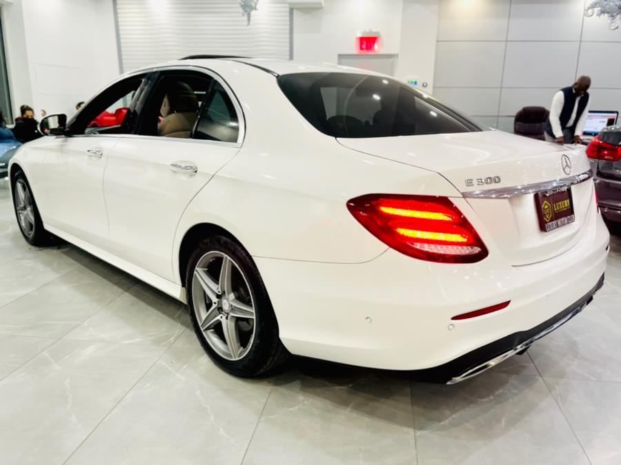 Used Mercedes-Benz E-Class E 300 Sport 4MATIC Sedan 2017 | C Rich Cars. Franklin Square, New York