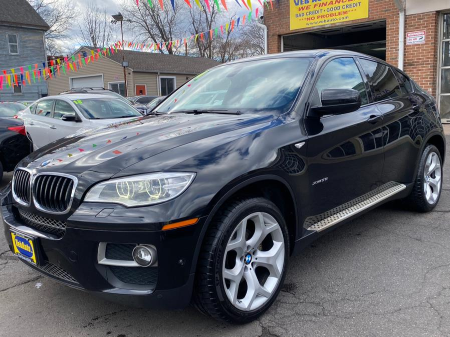 Used BMW X6 AWD 4dr xDrive35i Sport 2014 | VEB Auto Sales. Hartford, Connecticut
