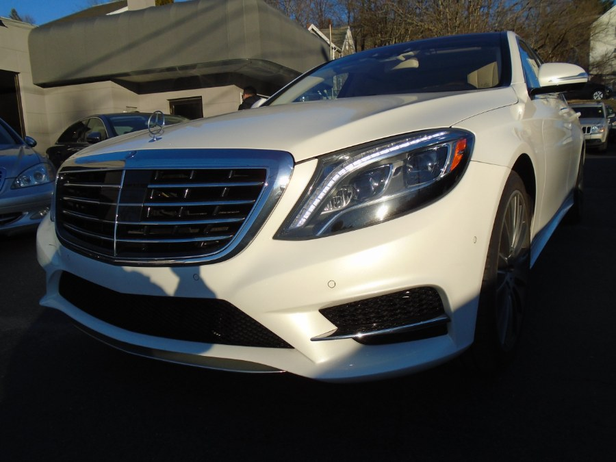 Used Mercedes-Benz S-Class 4dr Sdn S 550 4MATIC 2015 | Jim Juliani Motors. Waterbury, Connecticut