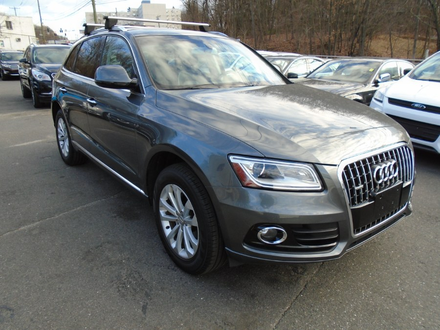 Used 2015 Audi Q5 in Waterbury, Connecticut | Jim Juliani Motors. Waterbury, Connecticut
