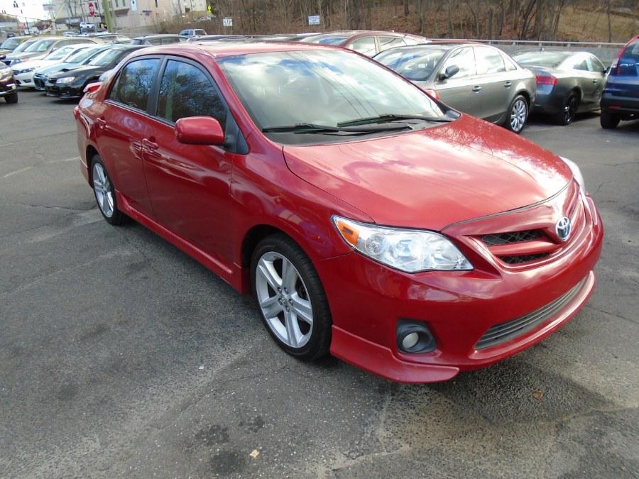 Used Toyota Corolla S 2013   Jim Juliani Motors. Waterbury, Connecticut