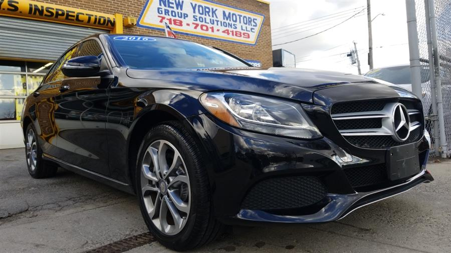 Used 2016 Mercedes-Benz C-Class in Bronx, New York | New York Motors Group Solutions LLC. Bronx, New York