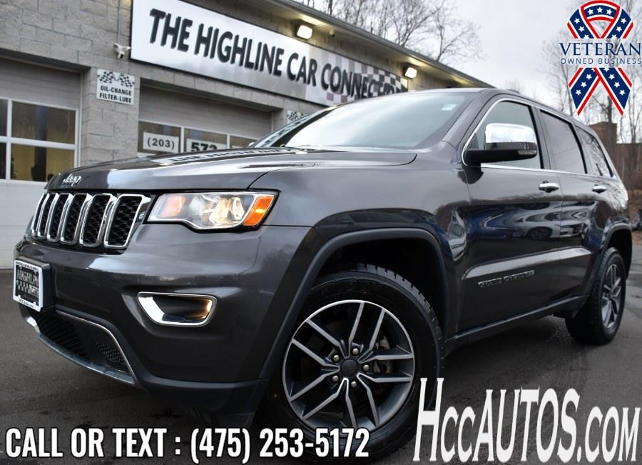 Used 2020 Jeep Grand Cherokee in Waterbury, Connecticut | Highline Car Connection. Waterbury, Connecticut