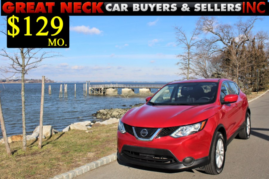 Used 2018 Nissan Rogue Sport in Great Neck, New York