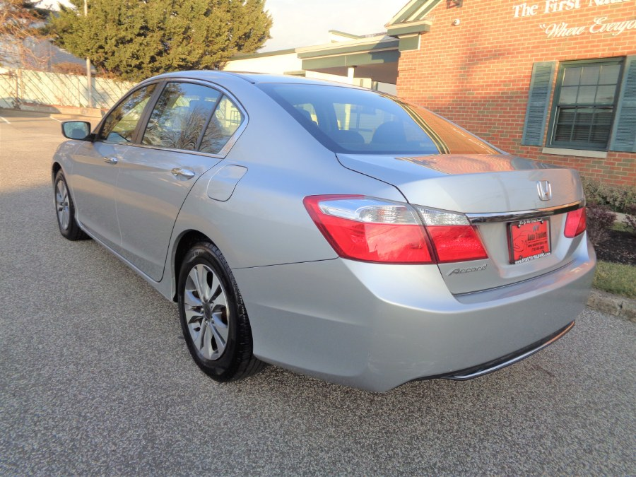 Used Honda Accord Sedan 4dr I4 CVT LX 2014 | NY Auto Traders. Valley Stream, New York