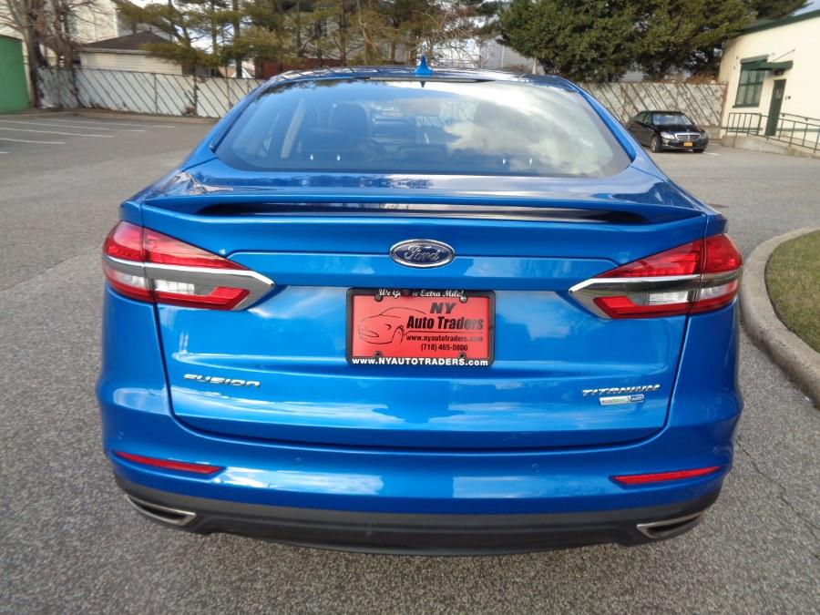 Used Ford Fusion Titanium AWD 2020 | NY Auto Traders. Valley Stream, New York