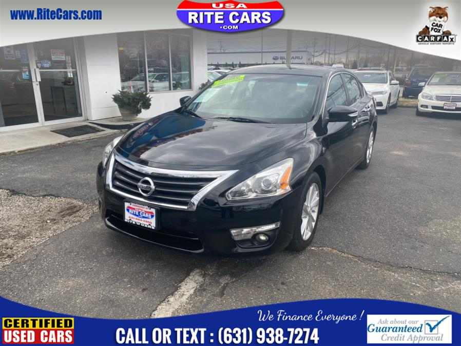 Used Nissan Altima 4dr Sdn I4 2.5 SV 2013 | Rite Cars, Inc. Lindenhurst, New York