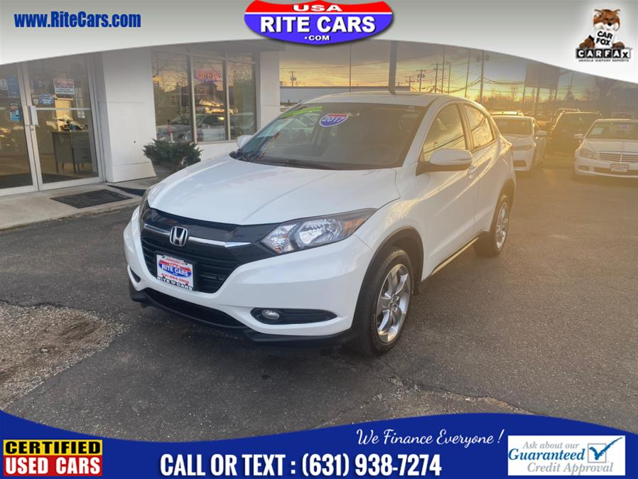 Used 2017 Honda HR-V in Lindenhurst, New York | Rite Cars, Inc. Lindenhurst, New York