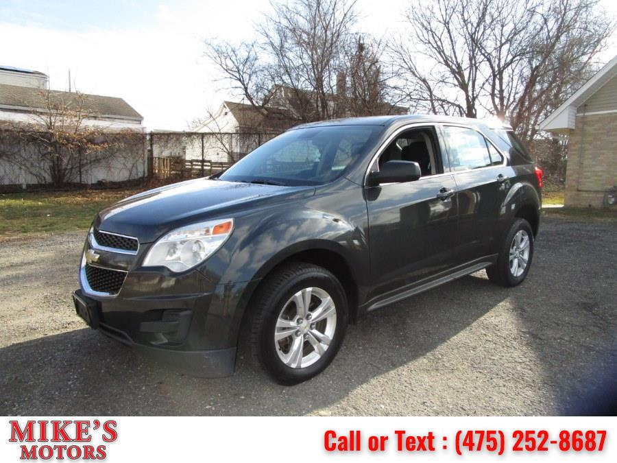 Used 2014 Chevrolet Equinox in Stratford, Connecticut | Mike's Motors LLC. Stratford, Connecticut