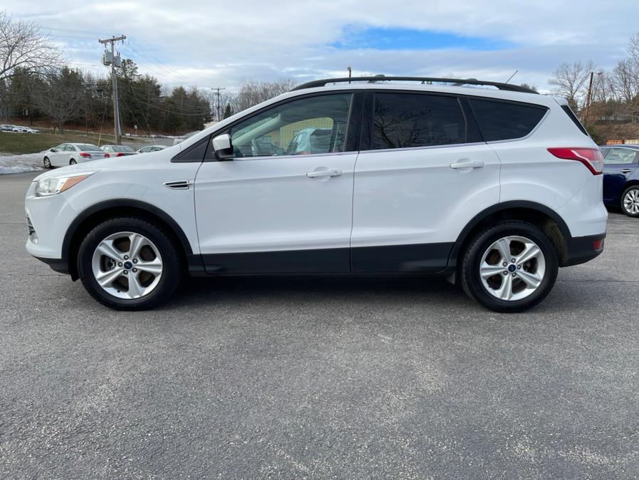 Used Ford Escape 4WD 4dr SE 2016 | Merrimack Autosport. Merrimack, New Hampshire