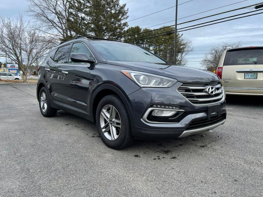 Used 2017 Hyundai Santa Fe Sport in Merrimack, New Hampshire | Merrimack Autosport. Merrimack, New Hampshire