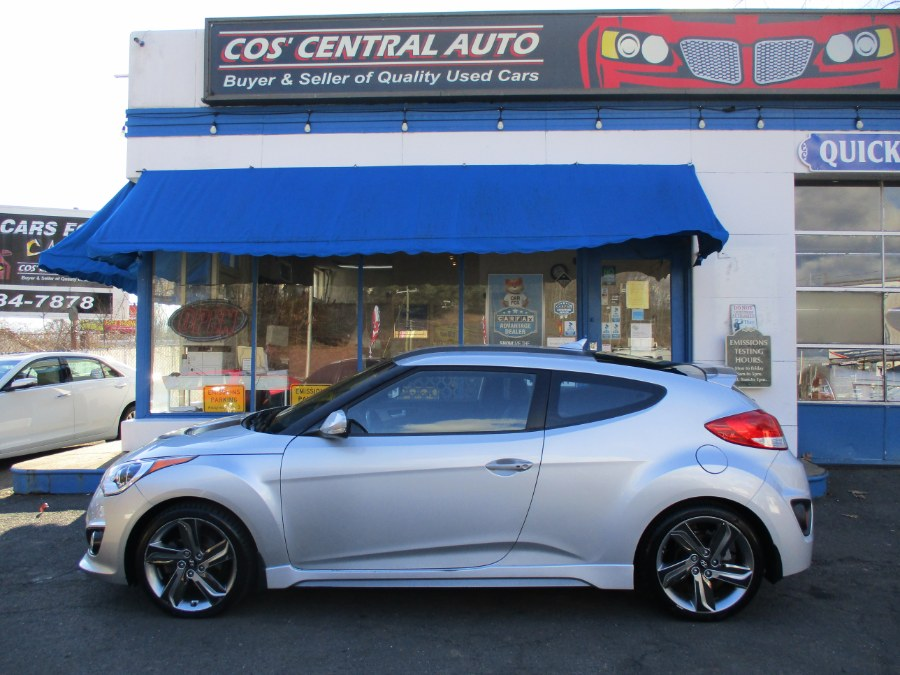 Used Hyundai Veloster Turbo 2014 | Cos Central Auto. Meriden, Connecticut