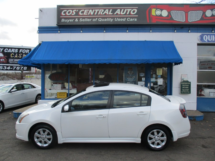 Used 2012 Nissan Sentra in Meriden, Connecticut | Cos Central Auto. Meriden, Connecticut